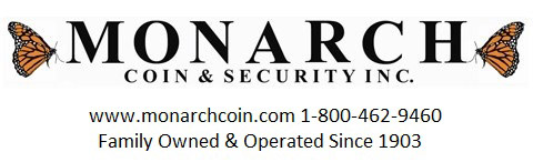Monarch Coin & Security Inc. Logo